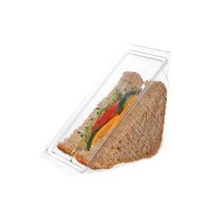 Sandwich Wedge Containers