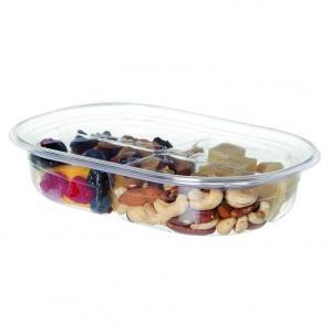 32oz 4-cmpt Roval Deli & Snack Containers - Food Loops