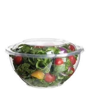32oz Salad Bowls WITH Lids - Food Loops