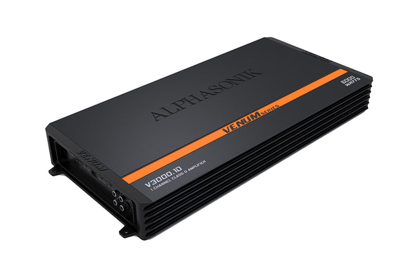 Alphasonik V3000.1D 1-Channel 6000 Watt Amplifier
