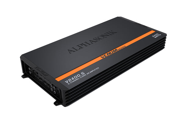 Alphasonik V1200.5 5-Channel Amplifier