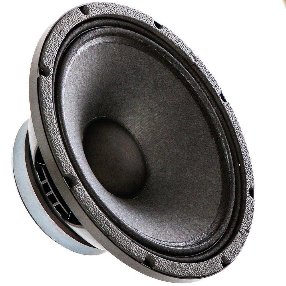 "Alphasonik 15"" Flagship Series 1400 Watts Raw Sub Woofer Speaker Cast Aluminum Basket Driver for Pro Audio PA DJ Cabinets Subwoofer with High Handling Power Extremely Clear and Loud - FW1532"