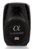 "Alphasonik All-in-one 8"" Powered 800W PRO DJ Amplified Loud Speakers"