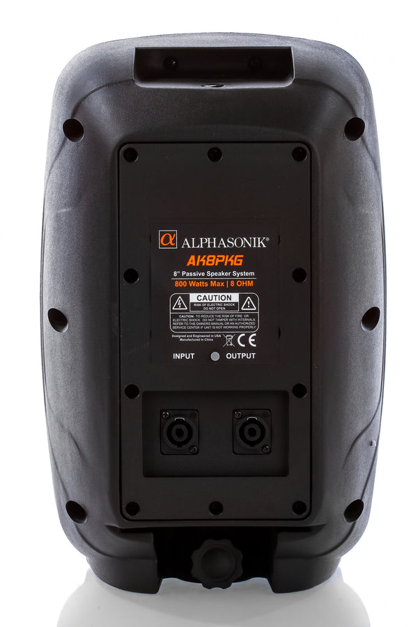 Alphasonik All-in-one 8