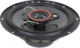 "Alphasonik AS2629P 6.5"" 350W 2-Way + 6X9"" 500W 3-Way Car Audio Coaxial Speakers"