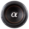 "Alphasonik Venum 800 Series 10"" Car Audio Subwoofer"