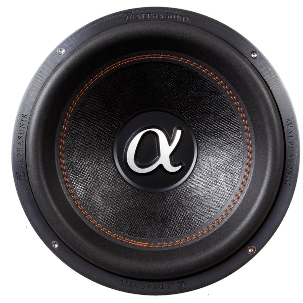 "Alphasonik Venum 800 Series 12"" Car Audio Subwoofer"