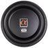 "Alphasonik Treis 300 Series 10"" Car Audio Shallow Subwoofer"