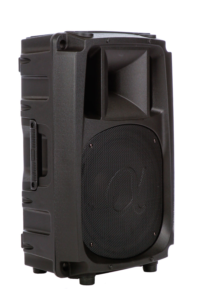 Alphasonik Mayhem M912BT Powered PRO DJ Speaker with Bluetooth