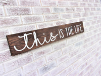 This is the life sign