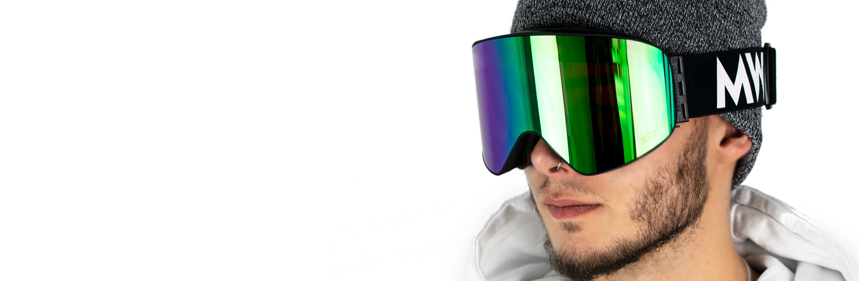 BUNDLE: SKI GOGGLES PLUS LENS or strap