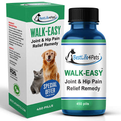 dog joint pain relief