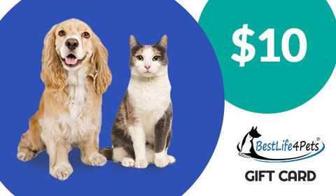 Image of BestLife4Pets Gift Card