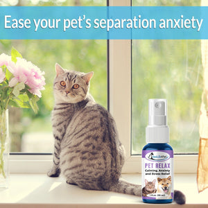 Separation Anxiety Relief Spray for Pets