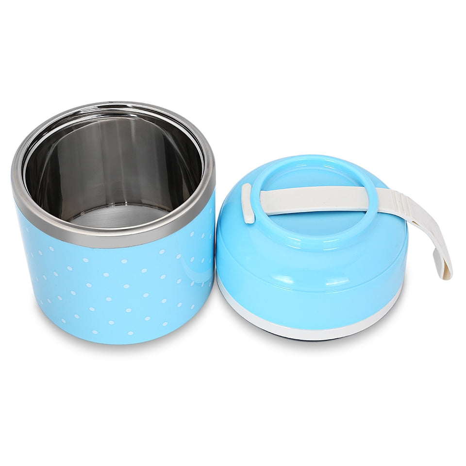 Worthbuy Lunch Box Thermal Leak-proof Stainless Steel - Urban Emergency Survival Kits