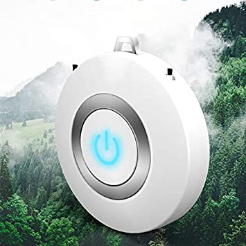 USB Portable Wearable Air Purifier - Urban Emergency Survival Kits