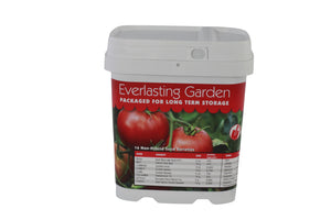 EVERLASTING GARDEN PREPAREDNESS SEEDS - Urban Emergency Survival Kits