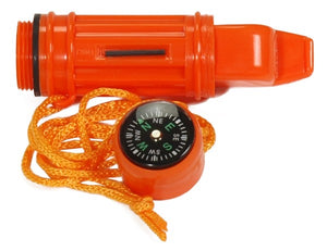 5-in-1 Survival Whistle - Urban Emergency Survival Kits