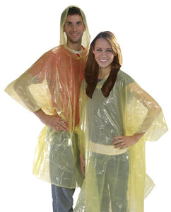EMERGENCY PONCHO WITH HOOD - Urban Emergency Survival Kits