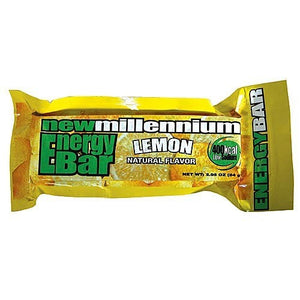 CASE OF 144 LEMON BARS - Urban Emergency Survival Kits