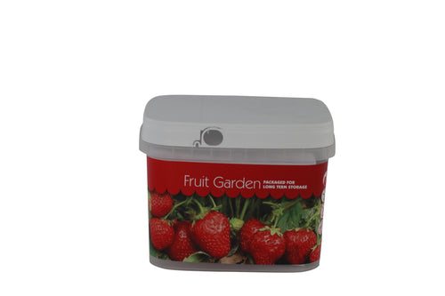 FRUIT GARDEN PREPAREDNESS SEEDS - Urban Emergency Survival Kits