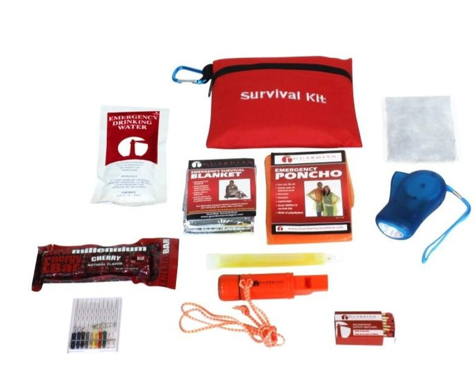 SURVIVAL MINI KIT - Urban Emergency Survival Kits