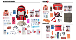 FAMILY BLACKOUT KIT 2 - Urban Emergency Survival Kits
