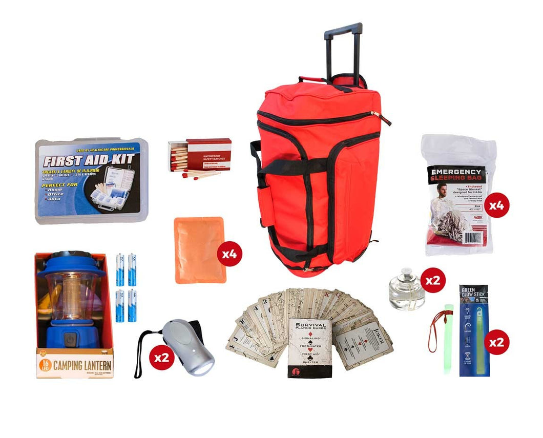 FAMILY BLACKOUT KIT - Urban Emergency Survival Kits