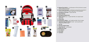 DELUXE CAT SURVIVAL KIT - Urban Emergency Survival Kits