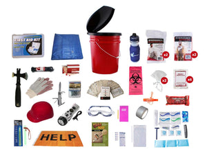 EARTHQUAKE EMERGENCY KIT - Urban Emergency Survival Kits