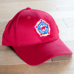 Baseball Cap Red - CPC