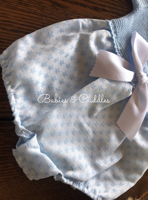 2104 Full Sleeve Newborn Baby Romper from Babies & Cuddles