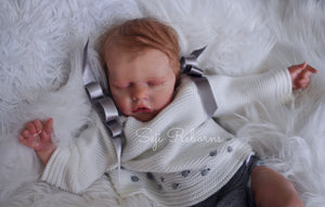 Twin B by Bonnie brown reborn baby doll