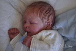 Custom Darren Reborn Doll For Sale