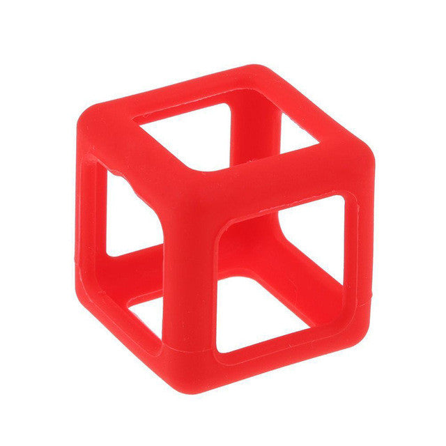 Protective Cover Case For Fidget Cube - Red