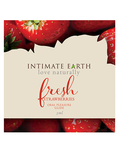 Intimate Earth Natural Flavors Glide