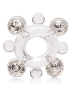 Basic Essentials Enhancer Ring w/Beads