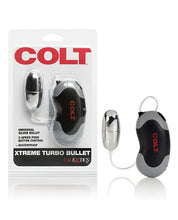 COLT Xtreme Turbo Bullet Power Pack Waterproof - 2 Speed