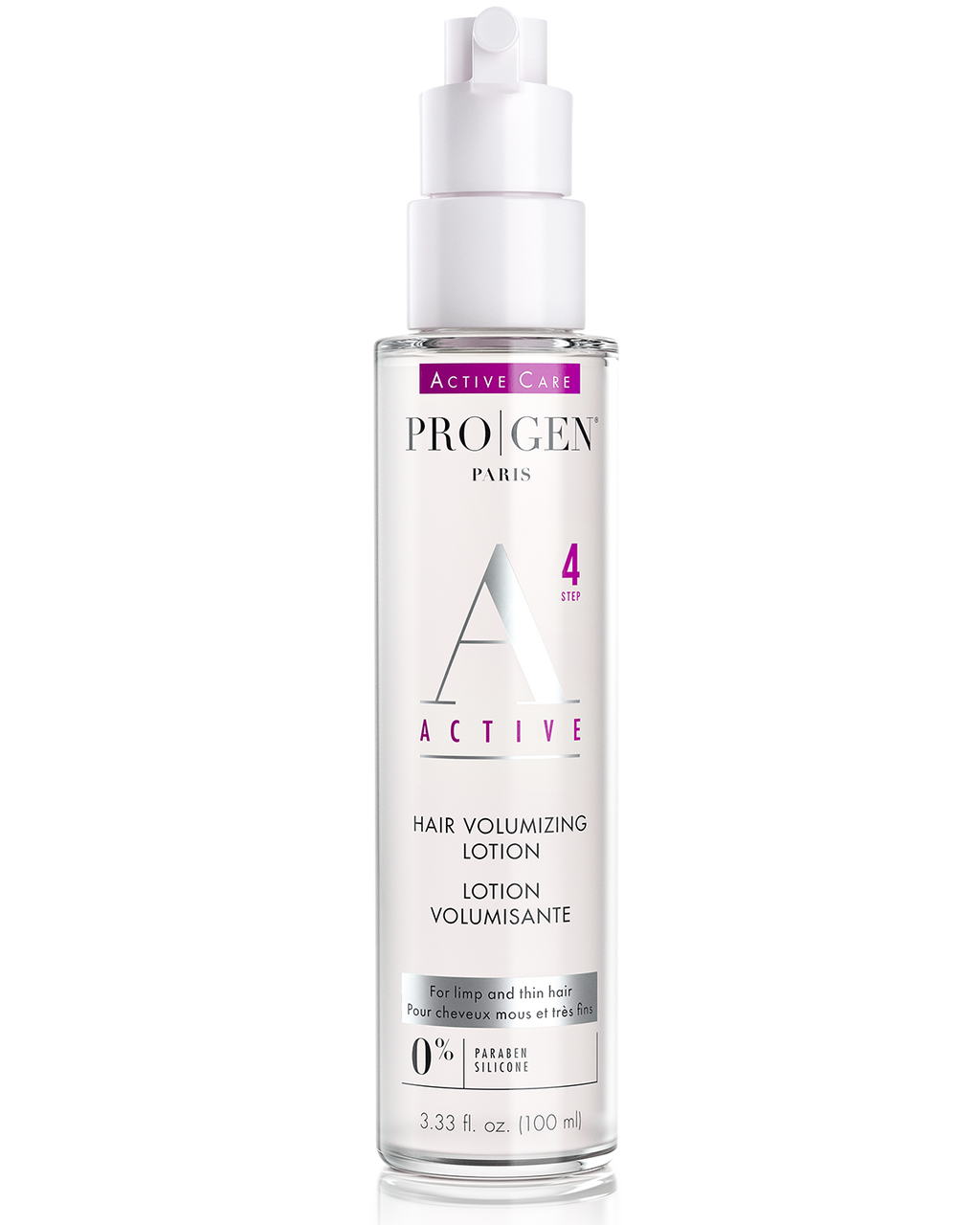 Active Hair Volumizing Lotion for Thinning Hair