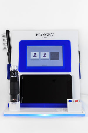 ScalpScan Stimulating Device for In-Salon Scalp Treatments