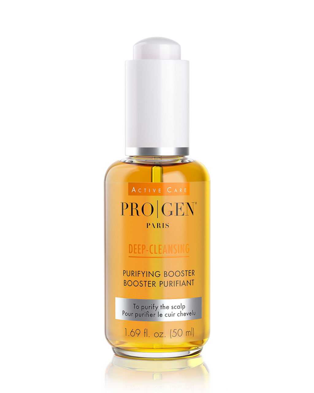 Deep-Cleansing Purifying Booster for Dry, Flaky Scalp