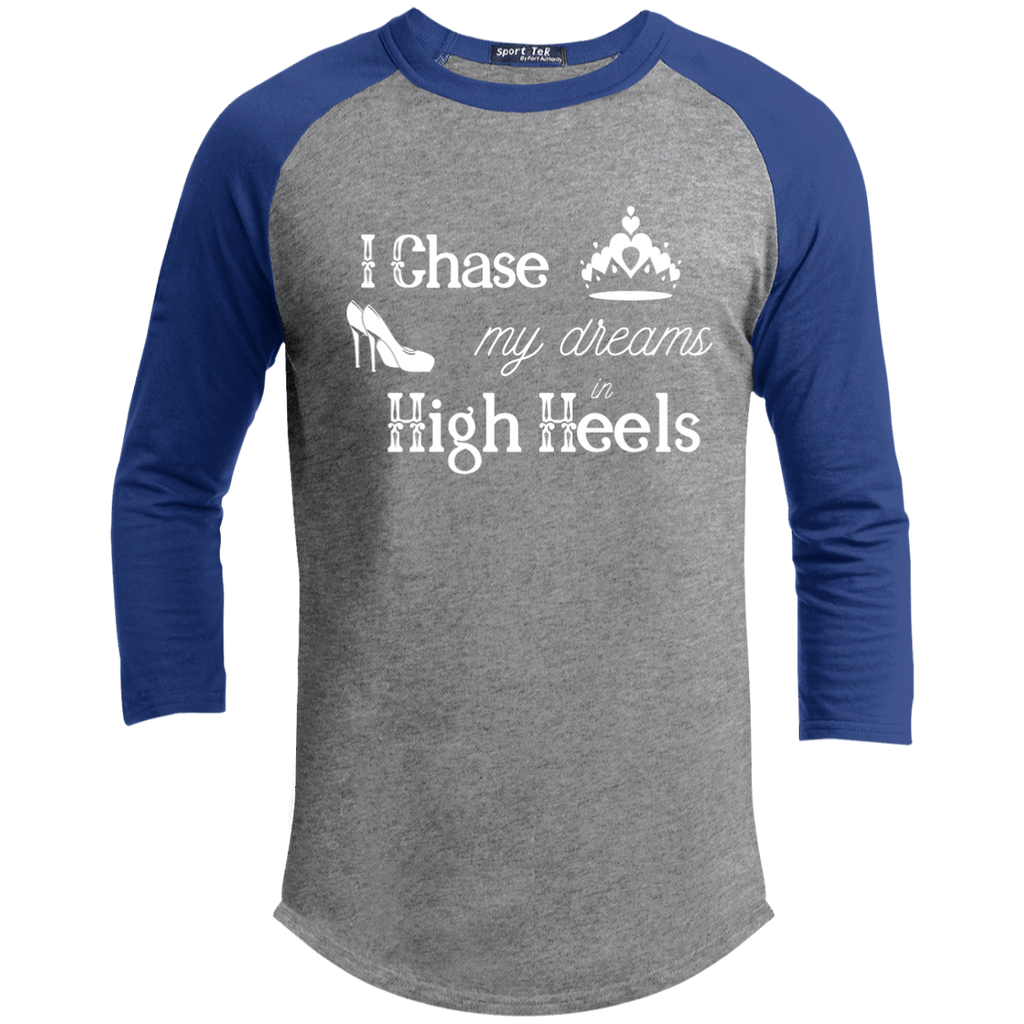 I Chase My Dreams Sporty T-Shirt