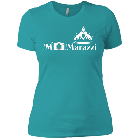 Image of MOMarazzi Ladies' Boyfriend T-Shirt
