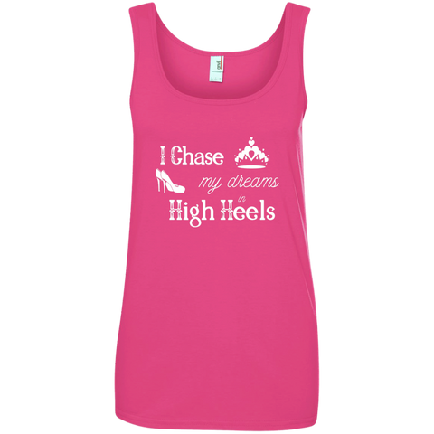 I Chase Dreams  Tank Top