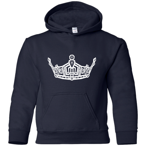 Miss Clark County Crown - Youth Pullover Hoodie