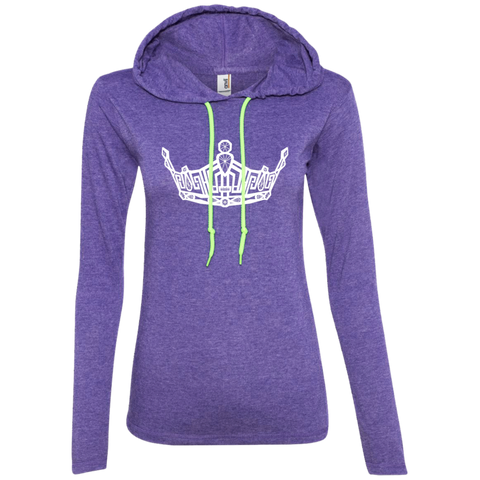 Miss Clark County Crown - T-Shirt Hoodie