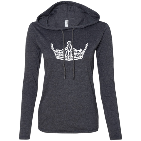 Image of Miss Clark County Crown - T-Shirt Hoodie