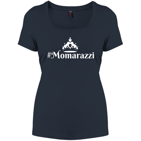 Image of #Momarazzi Scoop Neck Tee