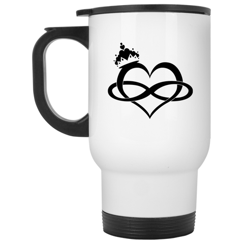 Forever My Queen - Travel Mug