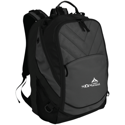 Image of MOMarazzi  Laptop Computer Backpack - embroidered